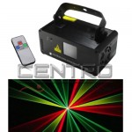 200mW RGY Mini Laser with Remote