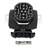 B-EYE Osram 19x15W Moving Head