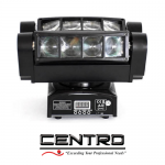 Mini LED Spider 8x10w Beam Moving Head